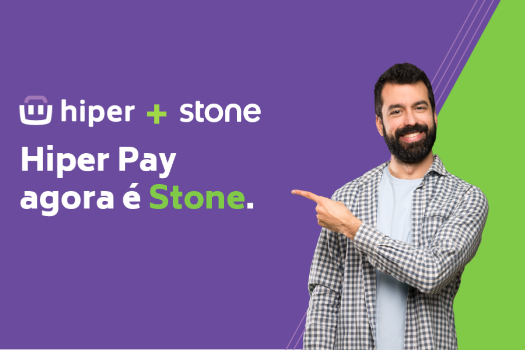 HiperPay agora é Stone